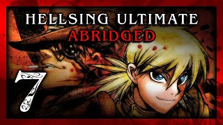 Hellsing Ultimate Abridged Episode 7 - Team Four Star (TFS)