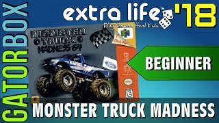 Monster Truck Madness 64 | Extra Life 2018