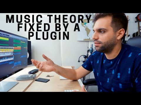 THIS PLUGIN TAKES CARE OF MUSIC THEORY FOR YOU
