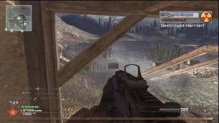 Modern Warfare 2, Deathmatch Tutorial - Tactical Approach with Nuke, Estate