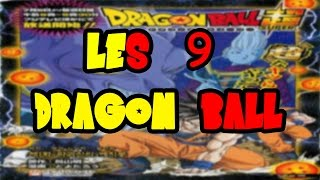 THEORIE Z - Les 9 Dragon Ball !?