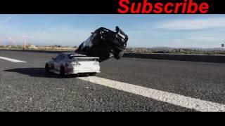 Fast & furious 8 movie stunt scene