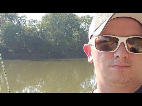Great Miami River- New Personal Best Flathead Catfish!