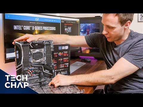 Intel Core i9 & X299 Motherboards EXPLAINED - Should You Buy? | The Tech Chap