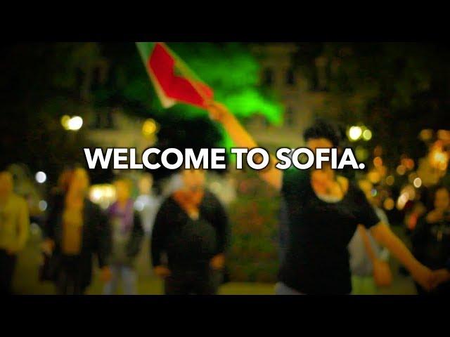 Welcome to Sofia.