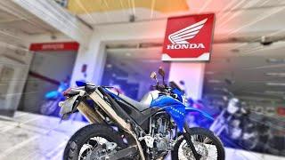 Levei uma Yamaha pra arrumar na Honda *perreco*