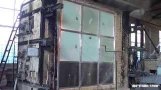 видео противопожарные перегородки