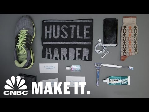 Serial Entrepreneur Gary Vaynerchuk Packs His Bag With Minimalist Style | Go Kit | CNBC