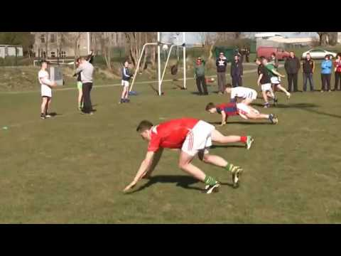 Billy Sheehan Part2 Fitness with the football