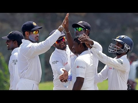 Rangana Herath takes test hat trick against Australia, becomes 2nd Sri Lankan after Zoysa
