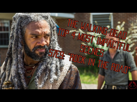 [SPOILERS] The Walking Dead: Rock in the Road - Top 4 Most Impactful Moments