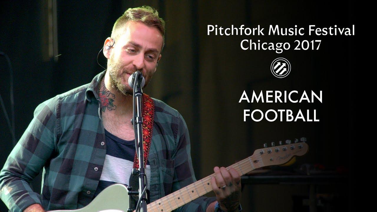 american football pitchfork music festival 2017 full set youtube
