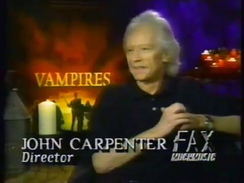 John Carpenter James Woods Vampires interview 1998