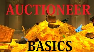 The very basics of Auctioneer! WOW AH TIPS AND TRICKS 4 FAST GOLD #1
