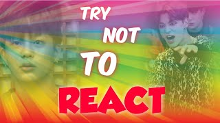Try not to react - ATEEZ edition