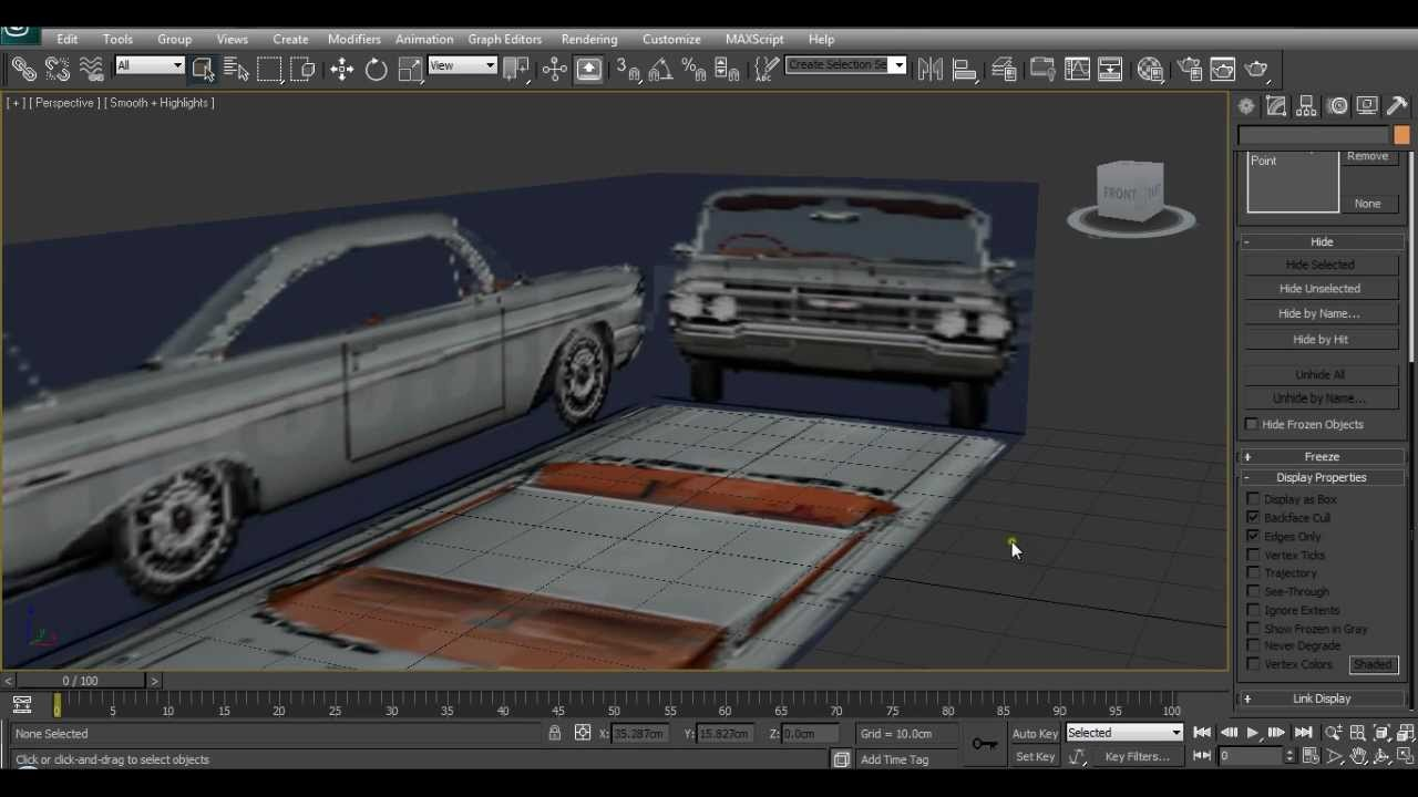 3ds max tutorial how to set a car blueprint in 3ds max 2011 youtube 3ds max tutorial how to set a car blueprint in 3ds max 2011 malvernweather Images