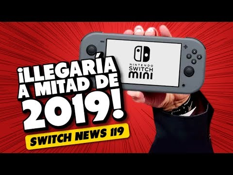 SWITCH MINI CONFIRMADO por Nikkei ¿Es posible? | Switch News 119