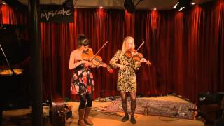 Brittany Haas & Lena Jonsson - Keeping The Cats Happy