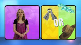 This or That - Good Luck Charlie - Bridgit Mendler
