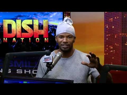 Jamie Foxx — The Full Interview