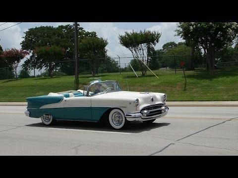 1955 Oldsmobile Super 88 Convertible