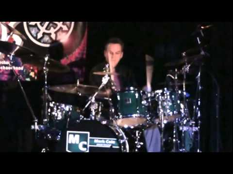 Mark Cole--Toys for Max (live drum solo at Mile 277--11-17-13)