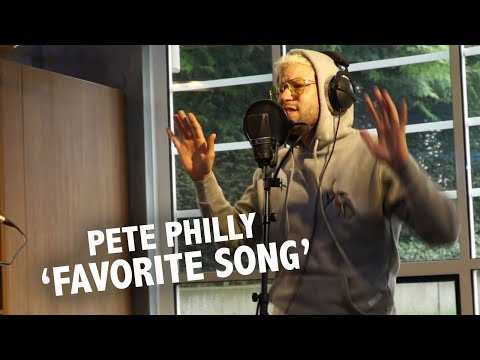 Pete Philly - 'Favorite Song' live @ Ekdom in de Ochtend