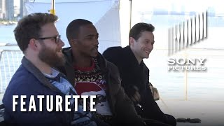 The Night Before Featurette - Three Wise Men