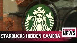 Police investigate Starbucks after hidden camera found in toilet