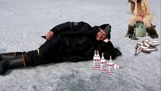 Зимняя РЫБАЛКА ЗАБЛУДИЛИСЬ В ГЛУХОМ ЛЕСУ ВОТ ЭТО РЫБАЛКА 2020 НА ЖЕРЛИЦЫ ДОНКИ И БЕЗМОТЫЛКУ