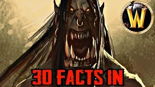 30 Fun Facts About World of Warcraft
