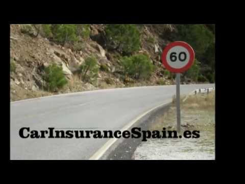 car insurance spain - accident