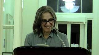 "Eileen Myles reads ""My Revolution"""