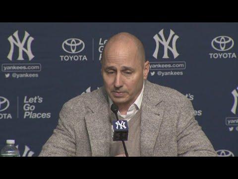 Yankees GM Brian Cashman On 2018 Season
