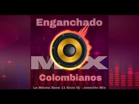 Enganchado Mix Colombiano x Josecito Mix