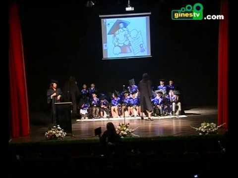 Graduación de los alumnos de 5 años del colegio Abgena de Gines (COMPLETO)