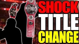 END OF FIREFLY FUNHOUSE!? SHOCK Title Change – Best & Worst WWE Raw 14 Oct. 2019