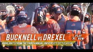 Bucknell vs Drexel | 2015 City Classic