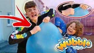Wubble Bubble Experiment 😱😮 THIS WUBBLE BUBBLE IS UNPOPPABLE!!!