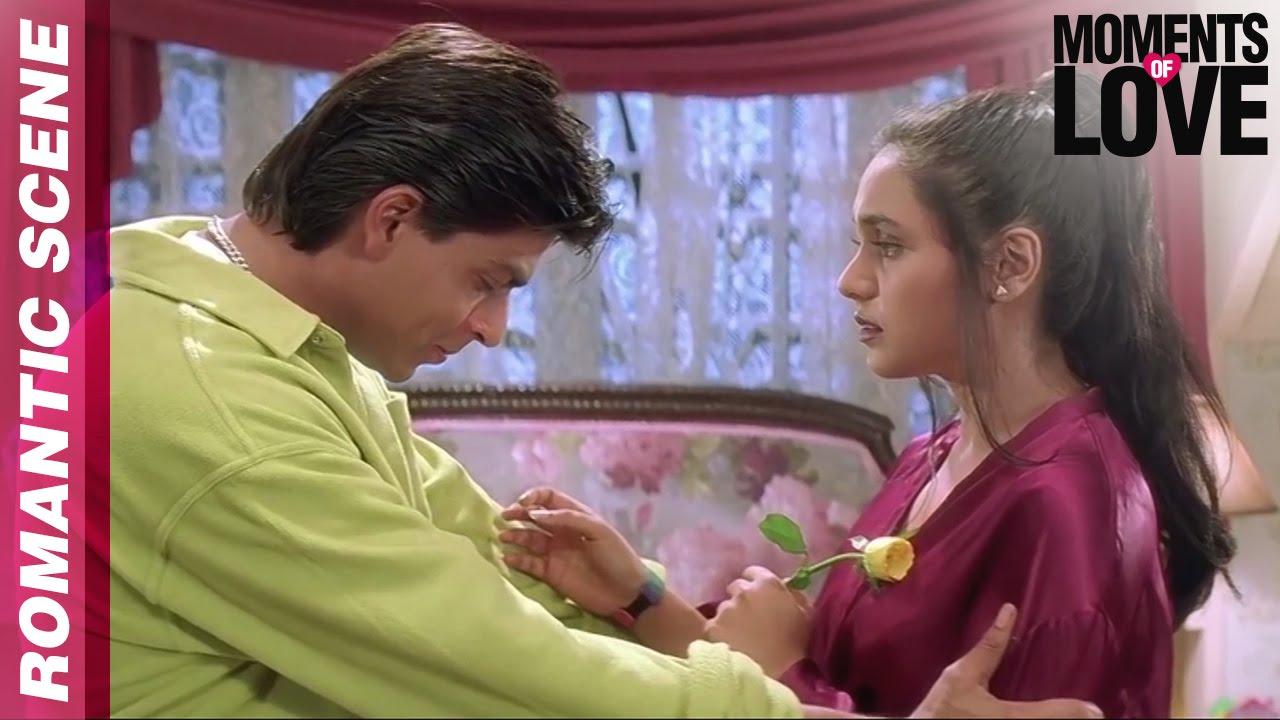Rahul Visits Tina - Kuch Kuch Hota Hai - Shahrukh Khan ...