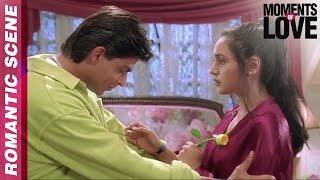 rahul visits tina kuch kuch hota hai shahrukh khan rani mukherjee moments of love
