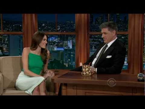 TLLS Craig Ferguson - 2013.02.13 - Russell Brand, Allison Williams