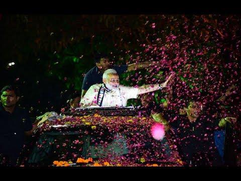 PM Modi's Janta Darshan in Rajkot, Gujarat