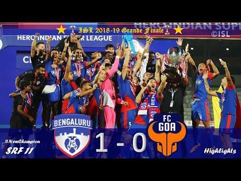 ISL 2018-19 Grande Final: Bengaluru FC vs FC Goa 🔥 | 1 - 0 | Match Review, Stats, Analysis... Mp3