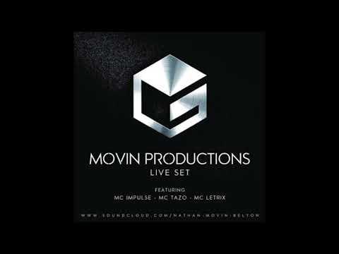 Movin - MC Impulse Tazo Letrix Makina Bounce Volume 02 2018 [UKBOUNCEHOUSE.COM]