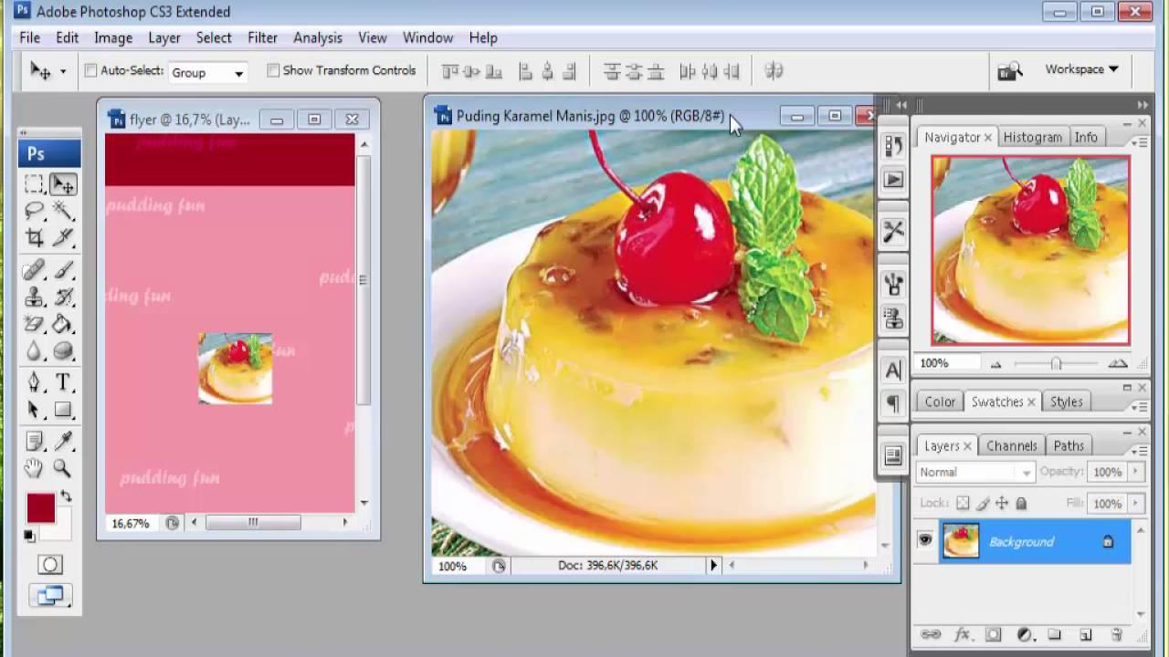 Tutorial Membuat Brosur Sederhana dengan Adobe Illustrator ...
