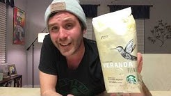 Starbucks Veranda Blend Blonde Coffee Review