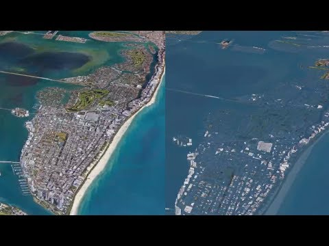6 major US cities could be underwater within 80 years — here ... on map of southwest florida cities, map of south korean cities and towns, map of florida major cities, map of southeast florida cities, full size map of florida cities, map of central florida, map of greater boston cities, map of south carolina cities, florida road map with cities, map of main florida cities, map of southern cal cities, map of broward county cities, map of south african cities, map of broward county florida, southern florida cities, map of louisville cities, map of palm beach county cities, map of miami-dade county, map of so florida, google map florida cities,