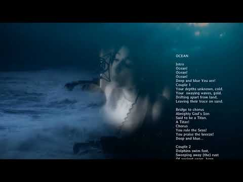 AURAL FRAGMENT - South atlantic ocean (Ocean)