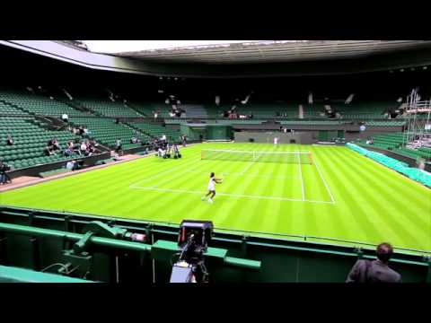 Wimbledon 2011: Men & Women's Final 3D